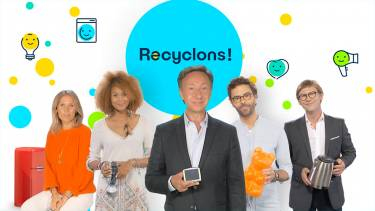 Je recycle, tu recycles, nous recyclons…